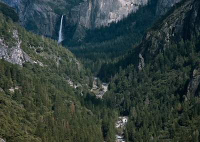 1087 Bridalveil Fall, Merced River, Yosemite Valley