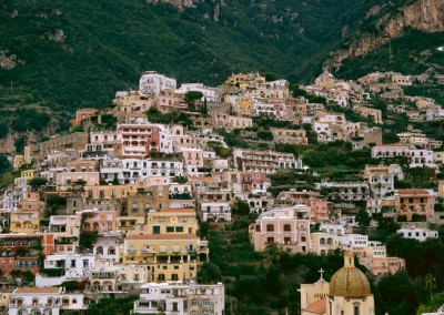 1233 Positano, Italy on the Amalfi Coast