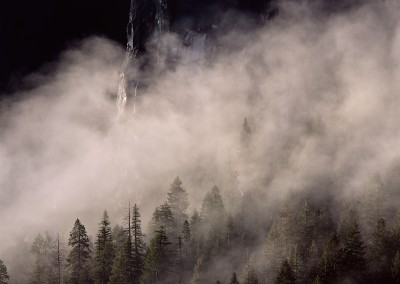 1250 Clearing storm, Yosemte Valley, Yosemite National Park