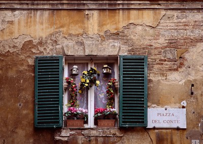 1361 Piazza del Conte, Siena
