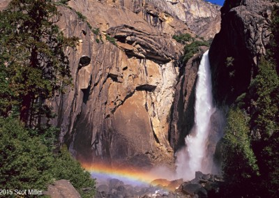 138 Lower Yosemite Fall