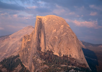 478 Half Dome and Cloud's Rest, Yosemite Valley