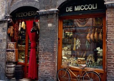 619 Pizzicheria de Miccoli, Siena, italy