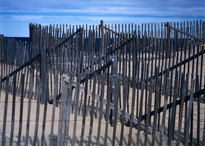 664 Drfit fences, Race Point, Cape Cod