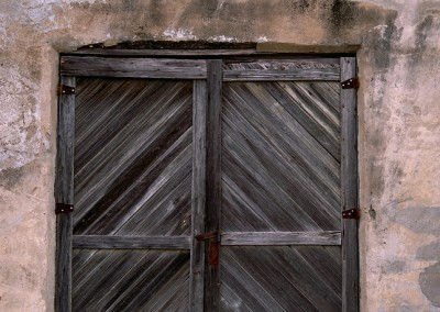 745 Doors, old blacksmith shop, Stonewall, Texas