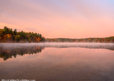 3260550 Magical dawn, Walden Pond, Concord, MA, Walden Pond State Reservation