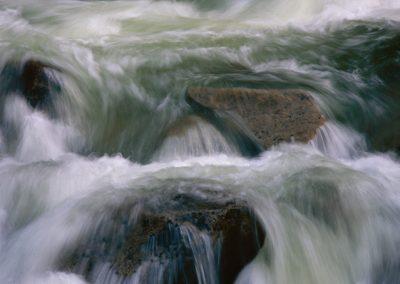 1157 Cascading water, Yosemite National Park, CA