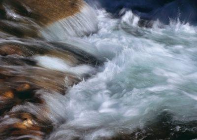 461 Cascading Creek, Yosemite National Park, PANORAMA
