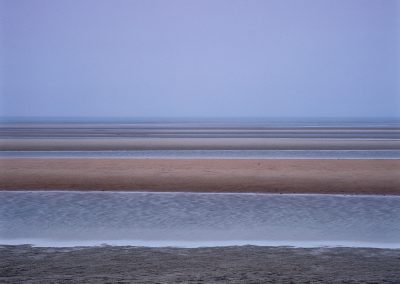 724 Endless sandbars at low tide, Cape Cod Bay, MA
