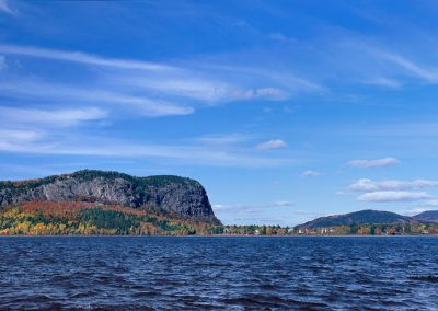 807 Mount Kineo on Moosehead Lake, Maine Woods, PANORAMA