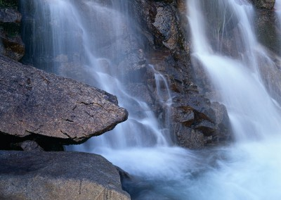 509 Waterfalls on Tuolumne River, Yosemite Wilderness
